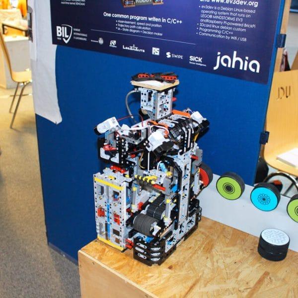 Présentation robot