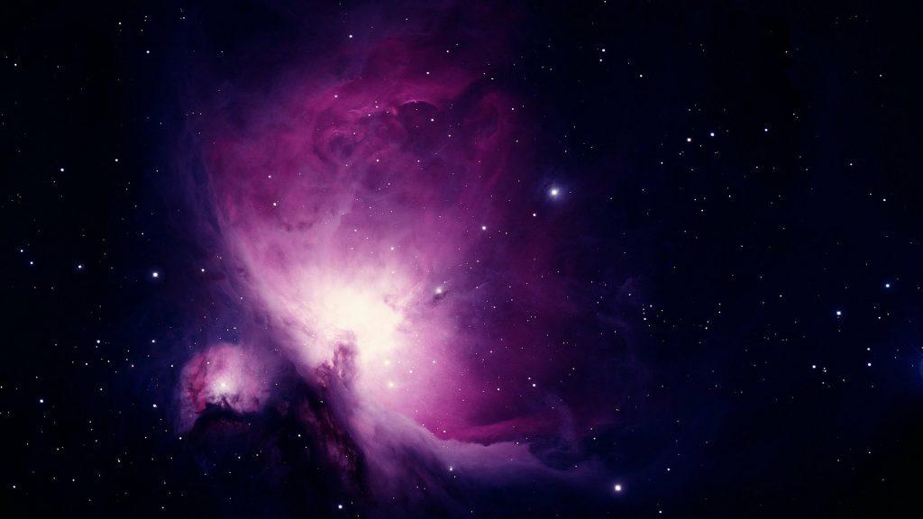 Nuit des étoiles - ciel