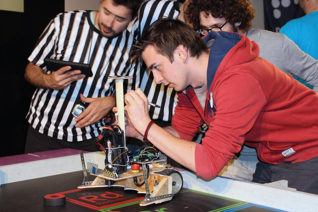 Robot-concours