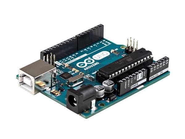 Carte Arduino pour programmation Robotix's