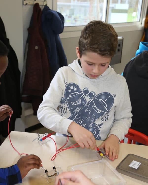 De l'électricité dans l'air animation pour les primaires