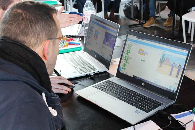 Formation numérique et programmation pour les enseignants