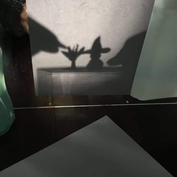 L'ombre de la sorcière