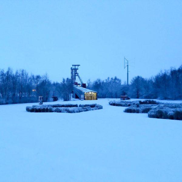 Le Pass sous la neige