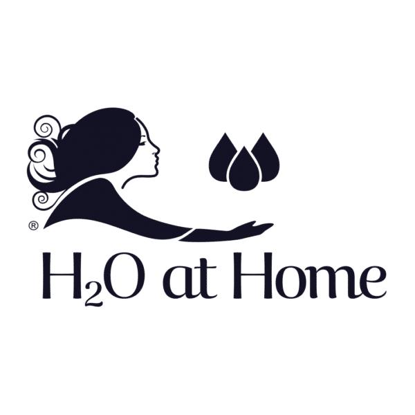 Logo H2O : : partenaire de l'expo Océans plastifiés