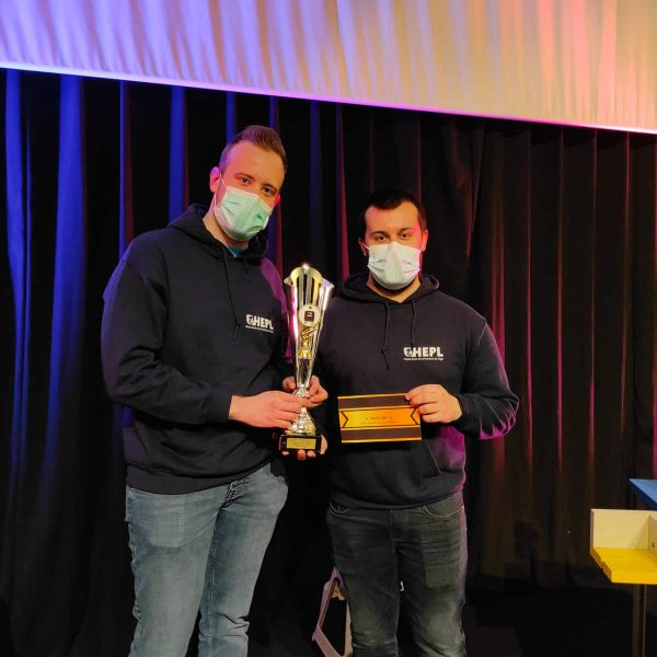 HEPL-Robotics--Champion-de-Belgique--de-Robotique