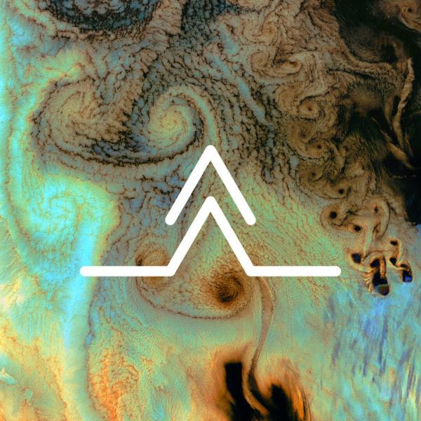 Image satellite de vent
