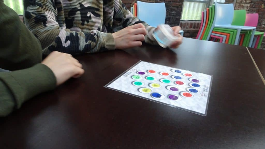Activité mathématiques avec des enfants