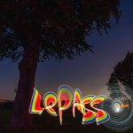 Light painting le Pass
